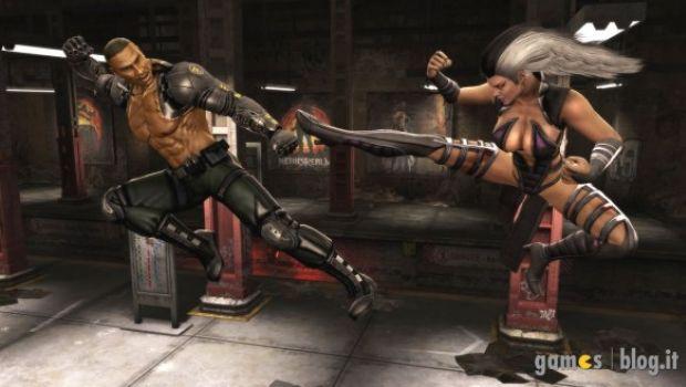 Mortal Kombat in demo dall'8 marzo su PlayStation 3