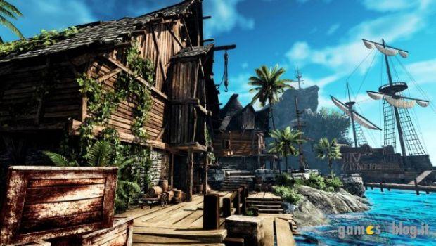 [GDC 11] Risen 2: Dark Waters – immagini di gioco ed artwork