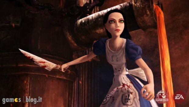 [GDC 11] Alice: Madness Returns – prima sequenza di gioco (cam)