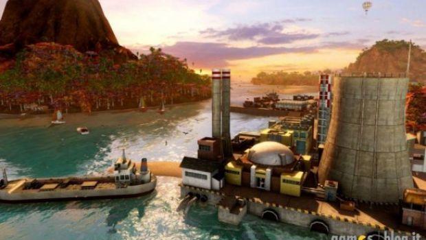 Tropico 4: nuove immagini