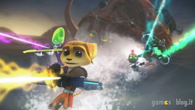 Ratchet & Clank: All 4 One – nuove immagini