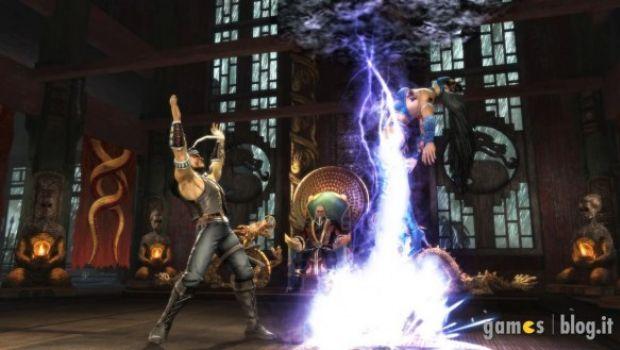 Mortal Kombat giocabile contemporaneamente in 2D e 3D