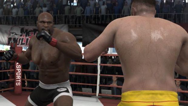 EA Sports MMA 2: forse si farà