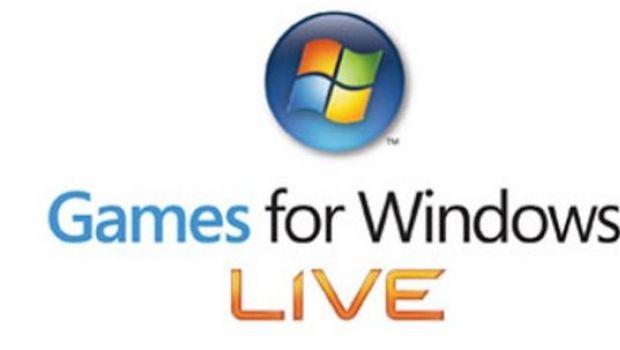 Microsoft non molla Games for Windows Live
