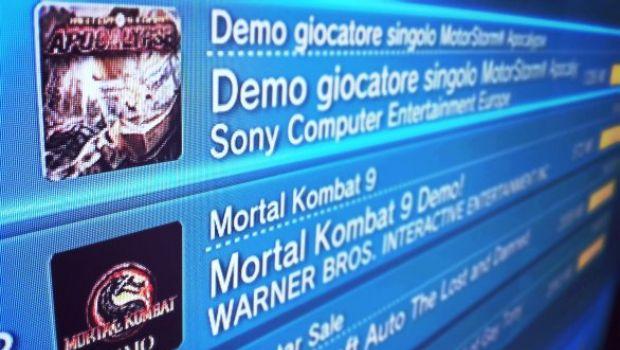 Mortal Kombat e Motorstorm Apocalypse disponibili in demo sul PlayStation Store