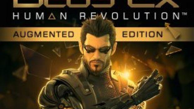 Deus Ex: Human Revolution – ecco le copertine dell'Augmented Edition