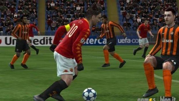 Pro Evolution Soccer 2011 3DS: nuove immagini di gioco