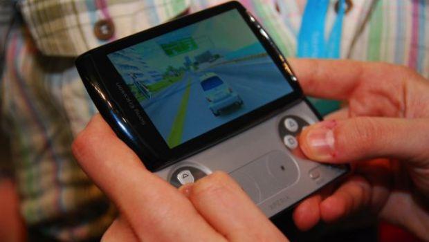 Sony Ericsson Xperia Play: dettagli sul lancio