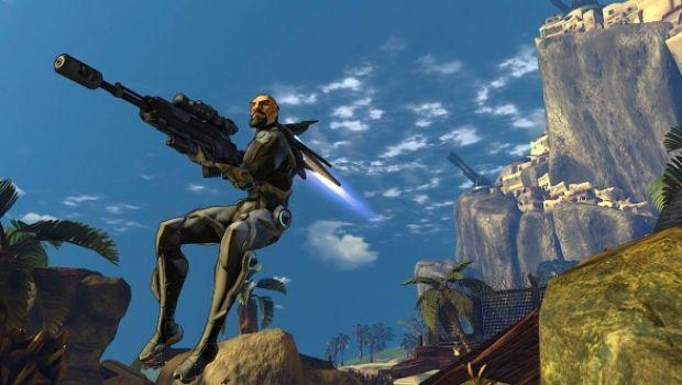 Firefall: nuove immagini di gioco