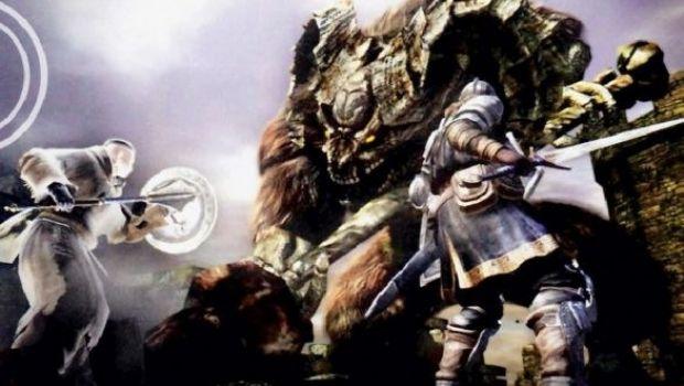 Dark Souls: nuove scansioni da EDGE