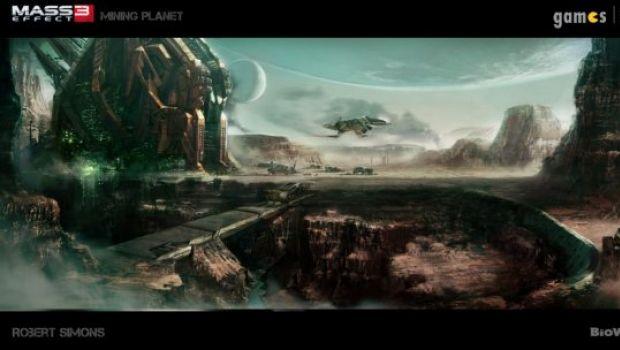 Mass Effect 3: nuove indiscrezioni in settimana da parte di EA
