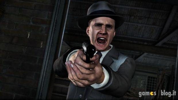 L.A. Noire: la storia principale durerà 25 ore?