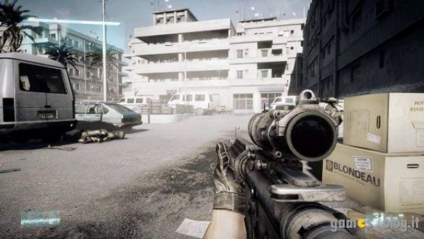 Battlefield 3: nuove immagini di gioco