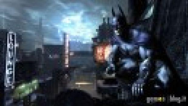 Batman: Arkham City – primo video di gioco