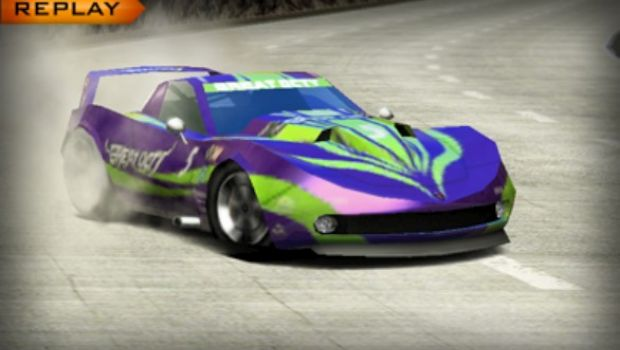 Ridge Racer 3D: nuove immagini
