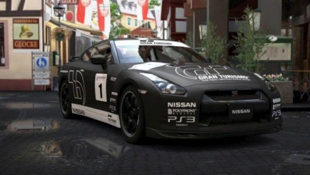Gran Turismo 5: auto omaggio in questa sessione di GT Academy 2011