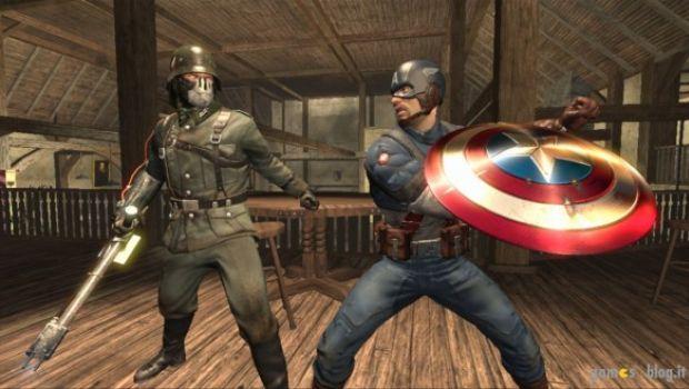 Captain America: Super Soldier – nuove immagini