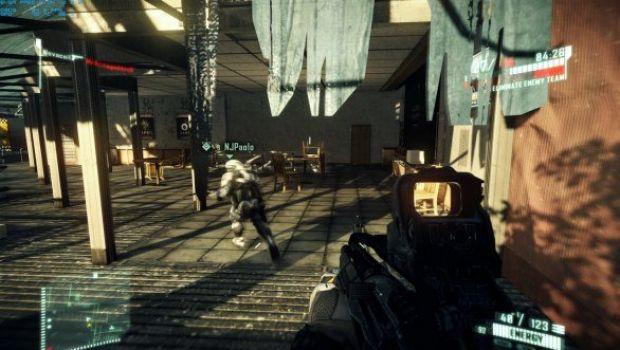 Crysis 2: 11 minuti di gioco in un filmato esplosivo