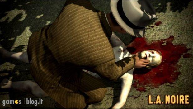 L.A. Noire: l'omicidio del rossetto – immagini dalla scena del crimine
