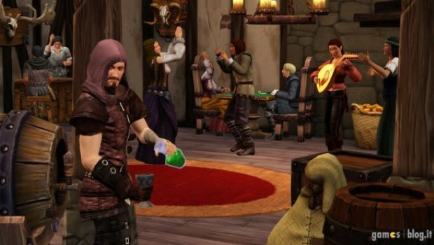The Sims Medieval: nuove immagini