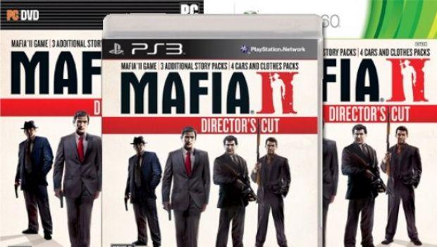 Mafia II Director's Cut spunta su Amazon