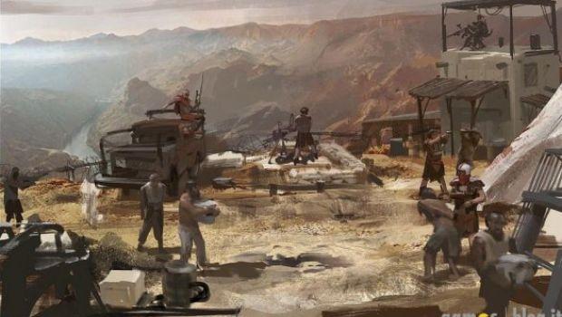 Il lato artistico di Fallout 3 e New Vegas – Massive Black pubblica i vecchi bozzetti preparatori
