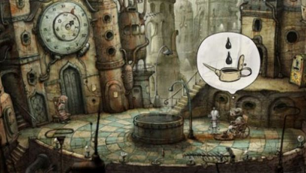 Machinarium approderà su PlayStation Network entro quest'anno
