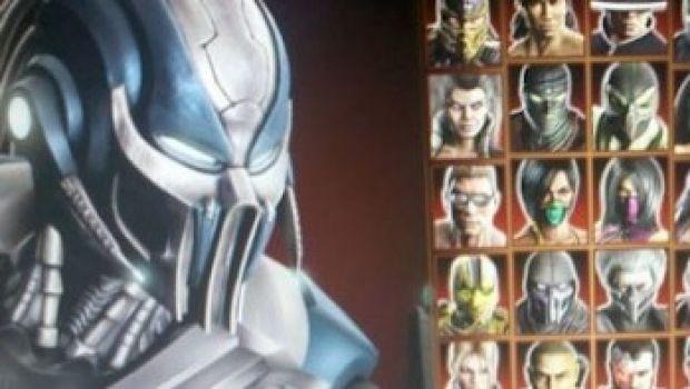 Mortal Kombat: trapelata l'immagine della selezione personaggi