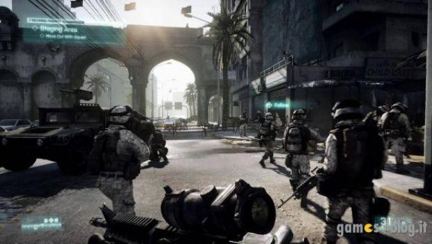 """DICE : """"Battlefield 3 è innovativo, la concorrenza si limita a galleggiare"""""""