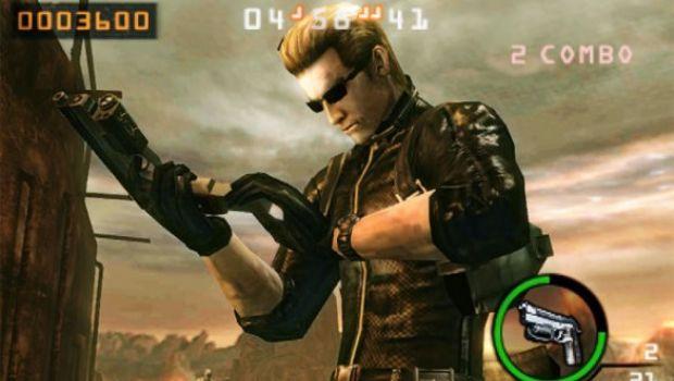 Resident Evil: The Mercenaries 3D – possibile data europea e nuove immagini