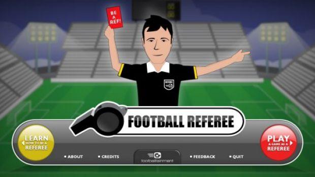 Football Referee: pronti a diventare arbitri di calcio?