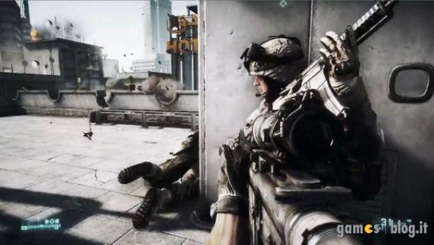 "Battlefield 3: nuovo video ""Get That Wire Cut"" ricco di sequenze giocate"