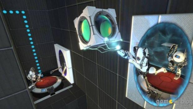 Valve: dettagli sulla modalità cooperativa di Portal 2, indizi su Portal 3