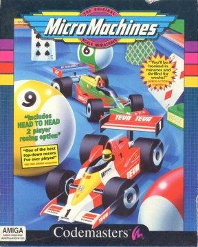 L'angolo della nostalgia: Micro Machines