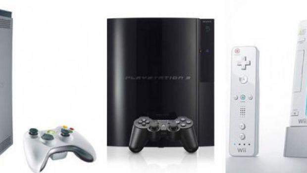 PlayStation 3 supera Xbox 360 nelle vendite complessive mondiali