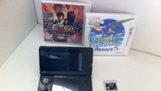 Nintendo 3DS: oltre 300.000 unità vendute nel primo weekend