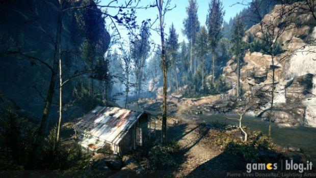 Crytek: immagini dimostrative del nuovo motore grafico CryEngine 3,3