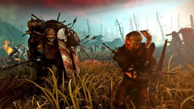 The Witcher 2: Assassins of Kings – CD Projekt si ispira a From Software e Demon's Souls