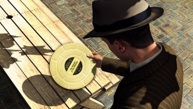 L.A. Noire: obiettivi sbloccabili e nuove immagini
