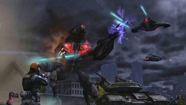 Earth Defense Force: Insect Armageddon – nuove immagini di gioco