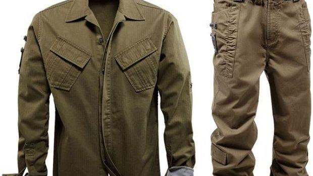 Metal Gear Solid: Peace Walker – arriva la linea d'abbigliamento