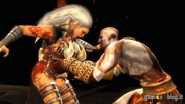 Mortal Kombat in fase Gold