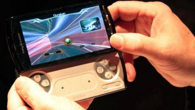 Xperia PLAY avrà 60 giochi al lancio