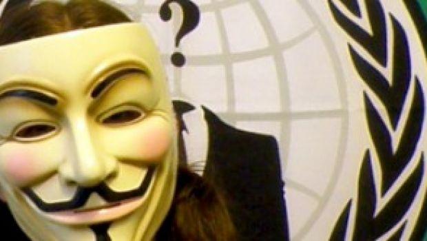 """Gli hacker Anonymous minacciano Sony: """"il peggio deve ancora venire"""""""