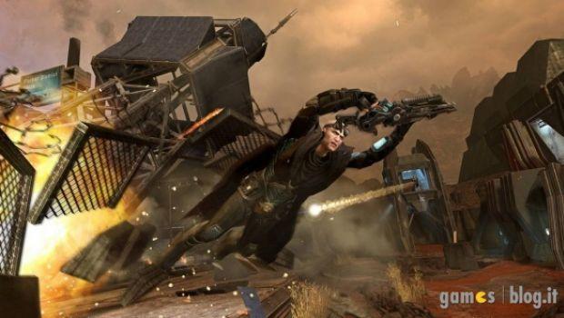 Red Faction: Armageddon – quadruplo filmato di gioco