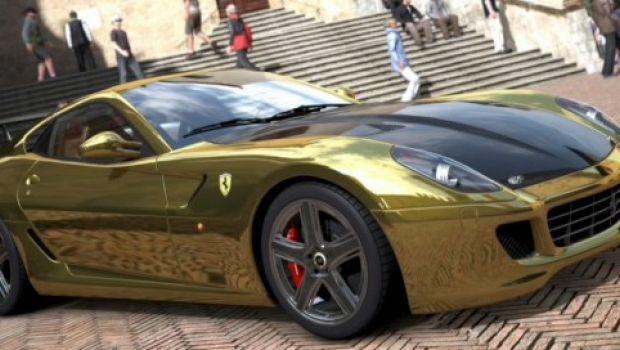 Gran Turismo 5: online la patch 1.09