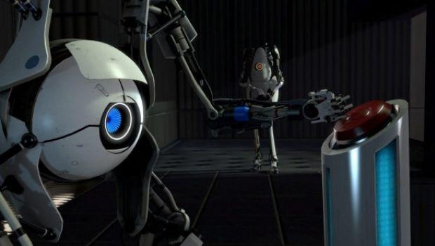 Portal 2: nuove immagini e artwork