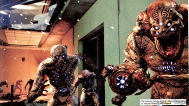 Mass Effect 3: nuove scansioni e informazioni da Game Informer
