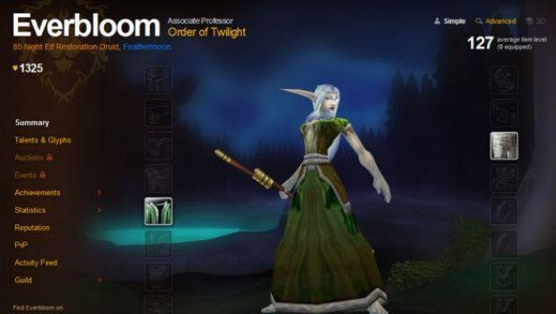 World of Warcraft: 85 livelli, zero uccisioni, (quasi) zero quest