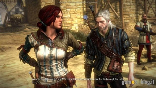 The Witcher 2: Assassins of Kings – nuovi video di gioco